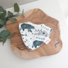 Bavoir bandana LITTLE BLUE BEAR