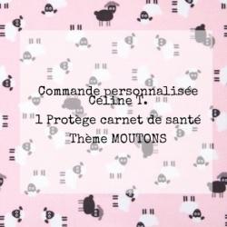 *** RESERVE *** Commande Personnalisée Céline T.